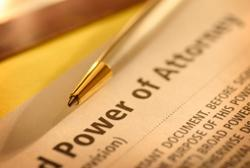 Power of Attorney - Armstrong Lawyers